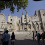 Påvepalatset i Avignon
